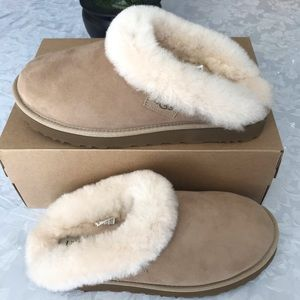 New ugg CLUGGETTE slippers